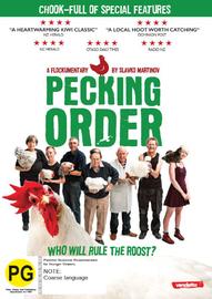 Pecking Order DVD