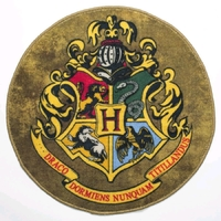 Harry Potter - Hogwarts Crest Doormat