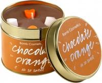 Bomb Cosmetics Candle - Chocolate Orange