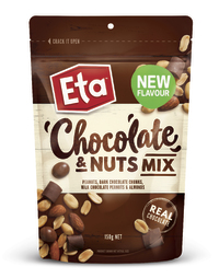 Eta: Chocolate & Nuts Mix (150g)