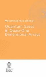 Quantum Gases in Quasi-One-Dimensional Arrays by Mohammad Reza Bakhtiari image