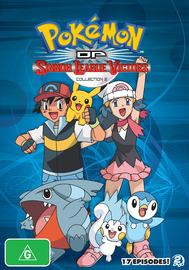 Pokémon DP Sinnoh League Victors Collection 2 on DVD