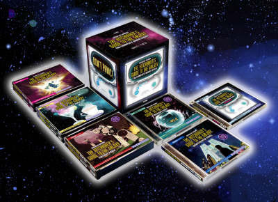 Hitchhiker's Guide to the Galaxy, the Complete Radio Series by Douglas Adams