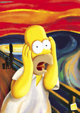 The Simpsons Scream - Poster (382)