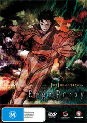 Ergo Proxy - Vol. 2 on DVD