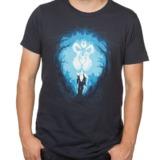 World of Warcraft Alliance Silhouette Men's T-Shirt (XL)
