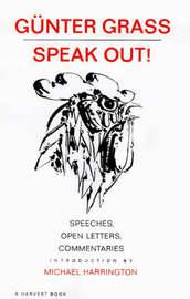Speak Out! by Gunter Grass