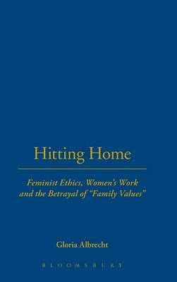 Hitting Home by Gloria H. Albrecht image