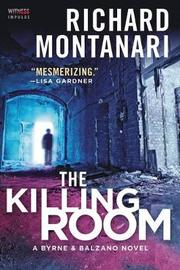 The Killing Room by Richard Montanari image