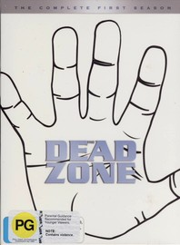 Dead Zone - Complete Season 1 (4 Disc Box Set) on DVD image