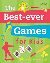 The Best-ever Games for Kids by Jane Kemp image