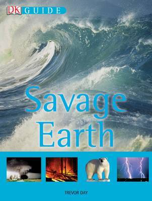 Savage Earth by Trevor Day image