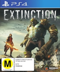 Extinction for PS4 image