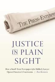 Justice in Plain Sight by Dan Bernstein