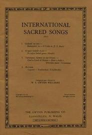 International Sacred Songs image