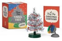 Teeny-Tiny Tinsel Tree by Mollie Thomas