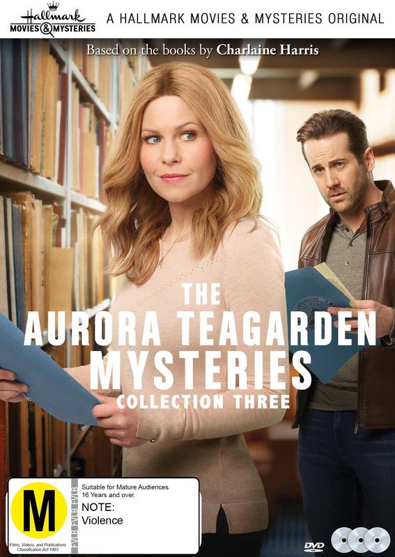 The Aurora Teagarden Mysteries: Collection 3 on DVD