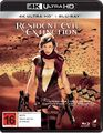 Resident Evil: Extinction (4K UHD + Blu-Ray) on UHD Blu-ray