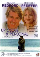 Up Close & Personal on DVD