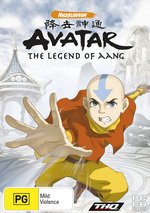 Avatar: The Legend of Aang (Handle Case) for PC Games