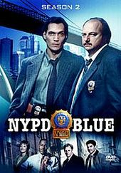 NYPD Blue - Season 2 (6 Disc) on DVD