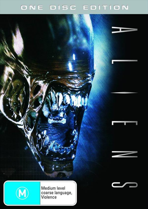 Aliens (One Disc Edition) on DVD image