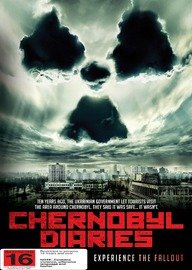 Chernobyl Diaries on DVD