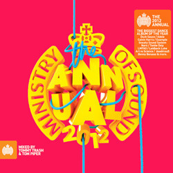Ministry Of Sound: The Annual 2012 by Various Artists