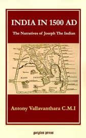 India in 1500 AD by Antony Vallavanthara image