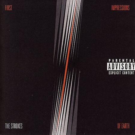 First Impressions Of Earth [Explicit Lyrics] by The Strokes image