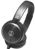 Audio-Technica ATH-WS77 Over-Ear Headphones (Black)