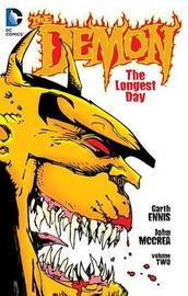 The Demon The Longest Day by Garth Ennis