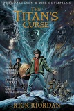 The Titan's Curse: The Graphic Novel by Rick Riordan