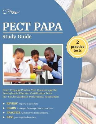 Pect Papa Study Guide by Pect Papa Exam Prep Team image