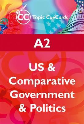 A2 US and Comparative by Paul E. Fairclough image