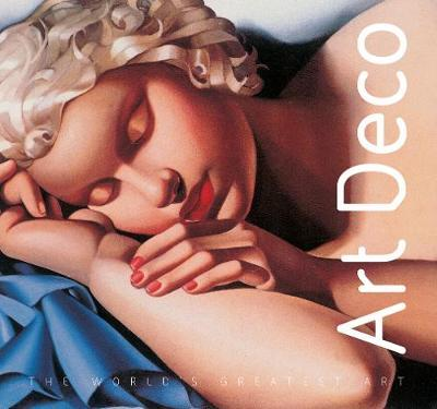 Art Deco by Camilla de la Bedoyere