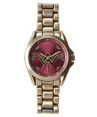 Batman V Superman: Wonder Woman - Logo Bracelet Watch