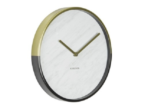 Karlsson Wall Clock - Marble Delight image