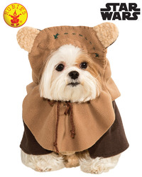 Star Wars: Deluxe Ewok - Pet Costume (Large)
