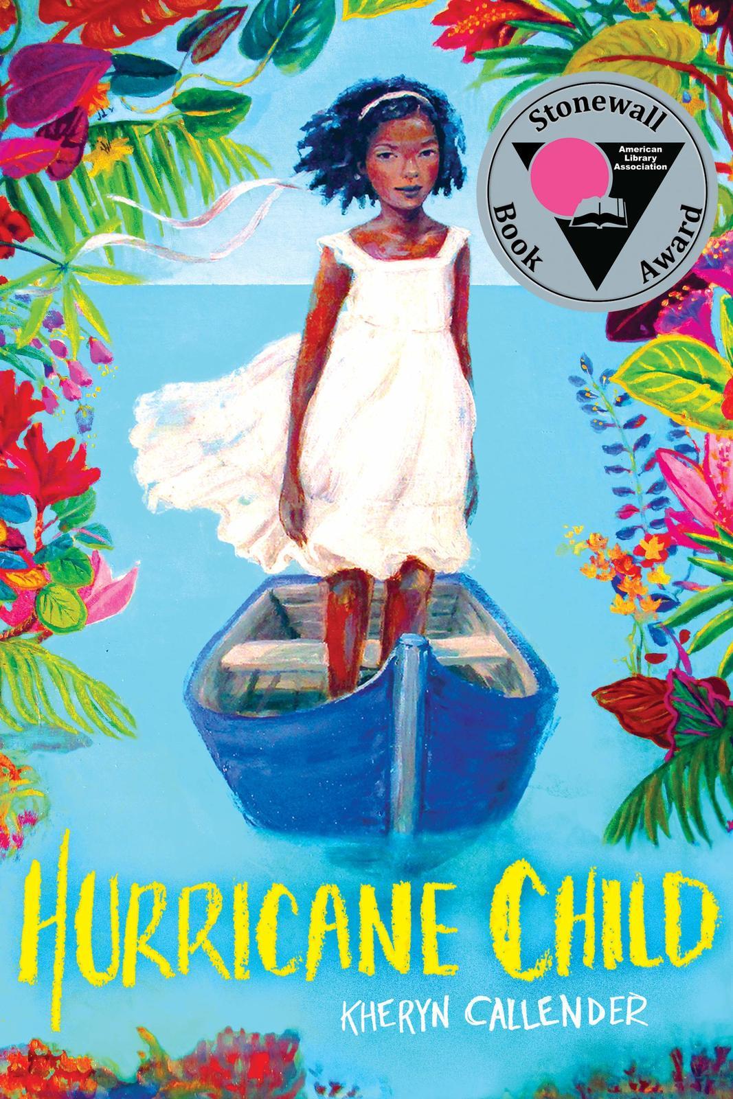 Hurricane Child (Scholastic Gold) by Kheryn Callender image