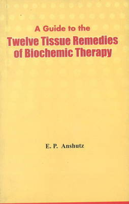 Guide to the Twelve Tissue Remedies of Biochemic Therapy by Edward Pollock Anshutz image
