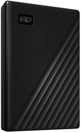 5TB WD My Passport USB 3.2 Gen 1 External HDD - Black
