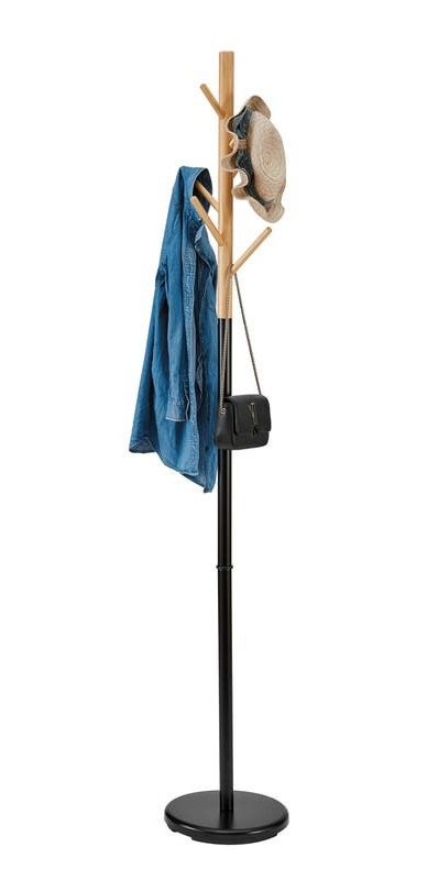Ovela: Wooden Coat Hanger Stand