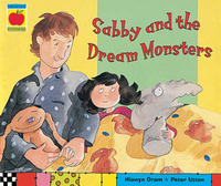 Sabby and the Dream Monster by Hiawyn Oram image