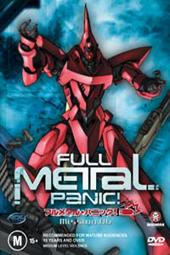 Full Metal Panic! - Vol 6 on DVD