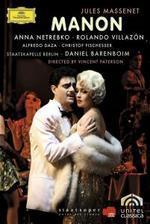 Netrebko/ Villazon - Massenet: Manon on DVD