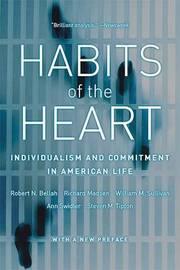 Habits of the Heart by Robert N. Bellah image