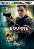 The Bourne Identity - Explosive Extended Edition DVD