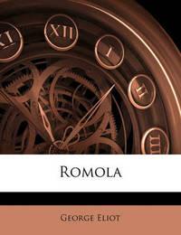Romola Volume 3 by George Eliot