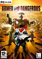 Armed & Dangerous for PC Games